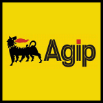 Agip (Azienda Generale Italiana Petroli, English: General Italian Oil Company)